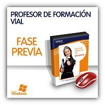 Profesor de autoescuela - Fase previa - Curso XVI