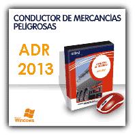 ADR 2013 - Conductor de Mercancías Peligrosas